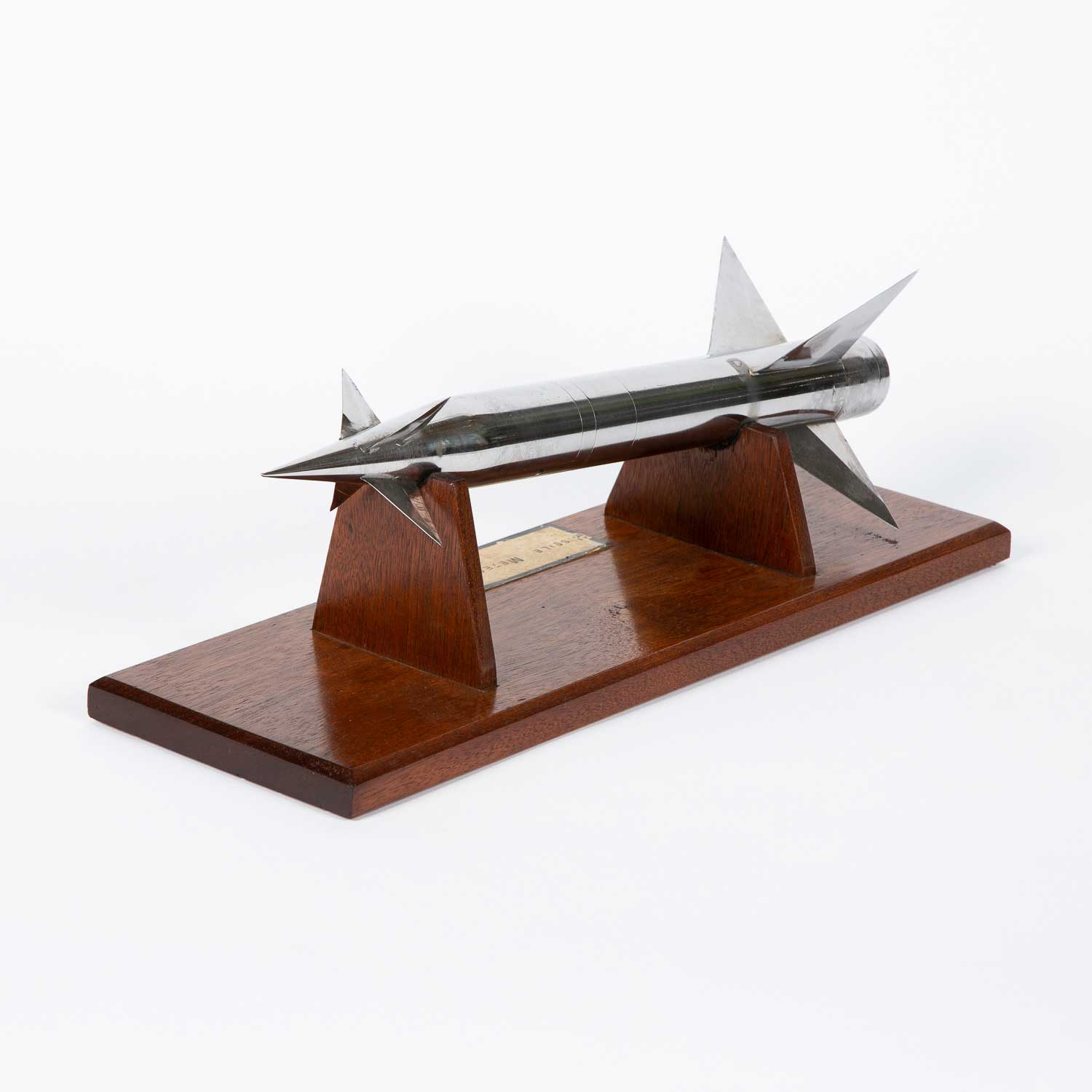 Sounding rocket wind tunnel model
