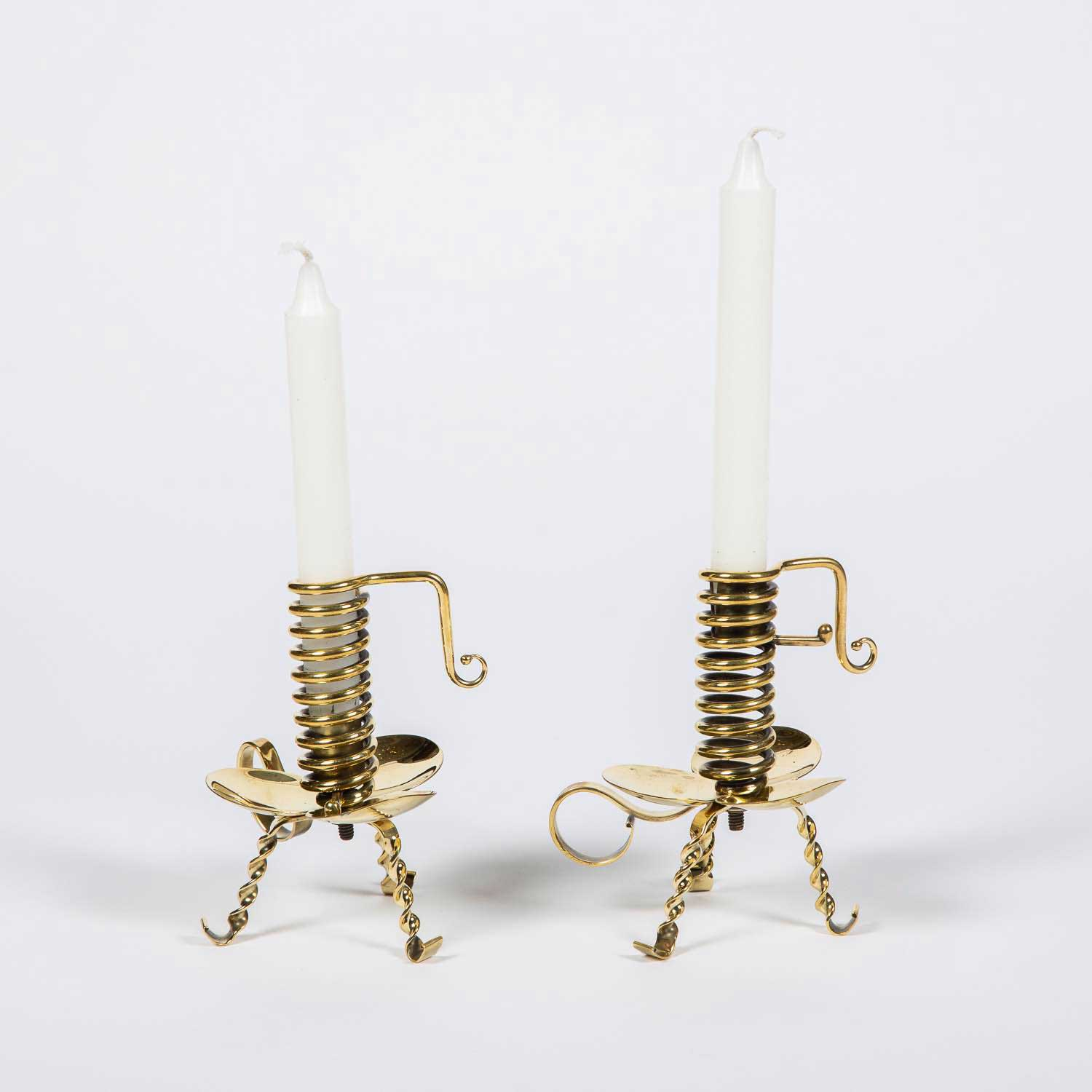 Courting Candlesticks