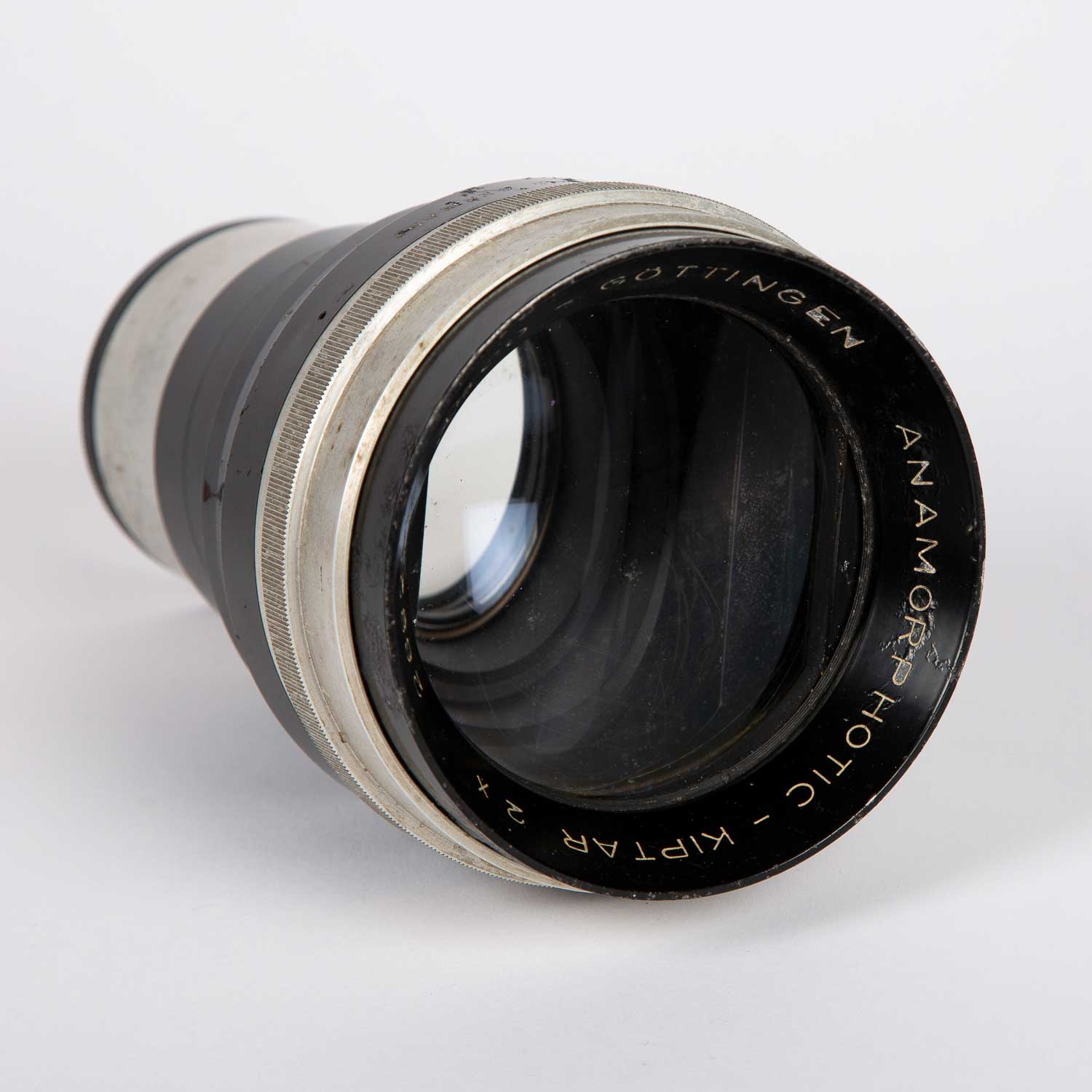 Anamorphotic Lens By ISCO Göttingen,