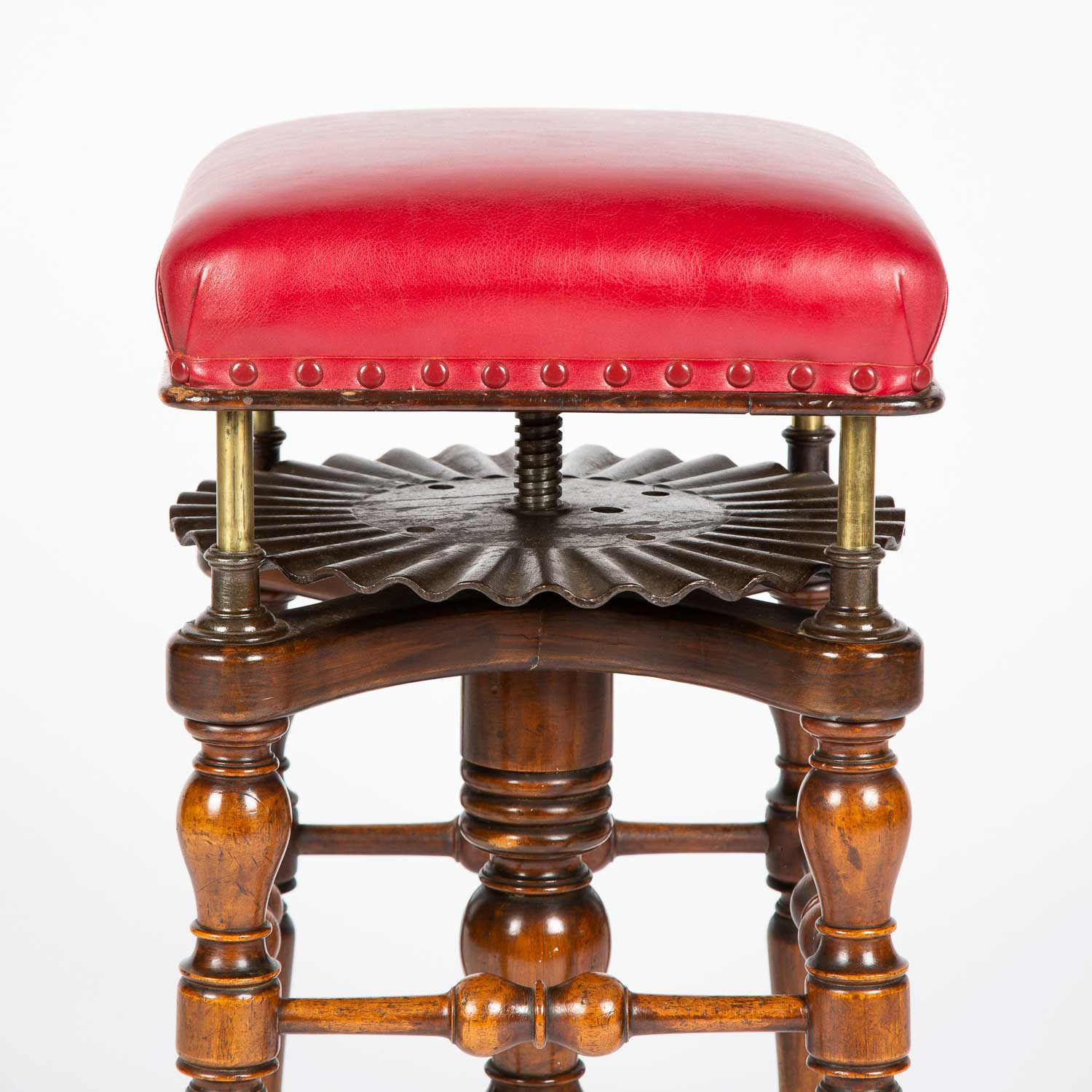 "Henry Brooks & Co ""Rondlet"" stool"