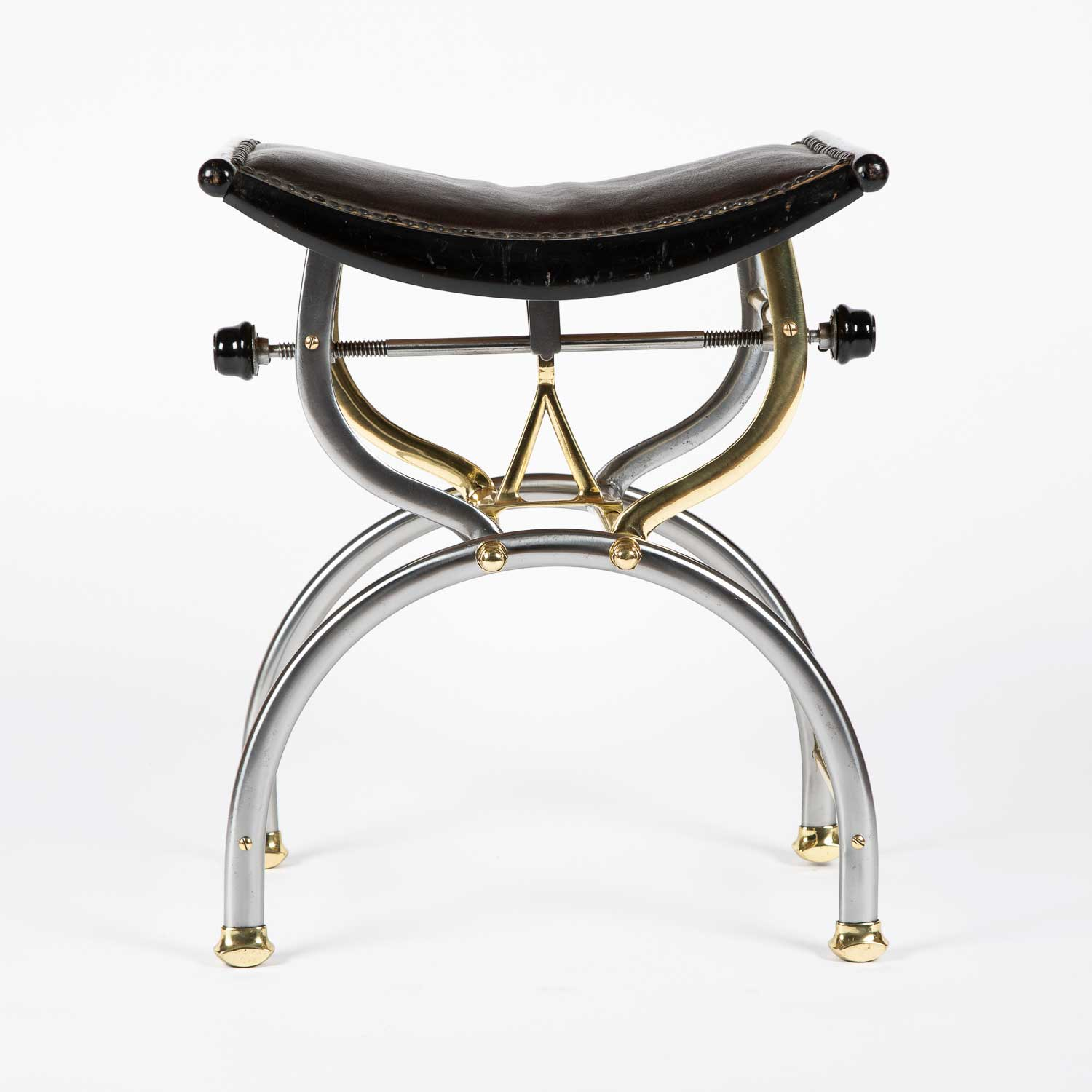 Piano stool by Hare & Co
