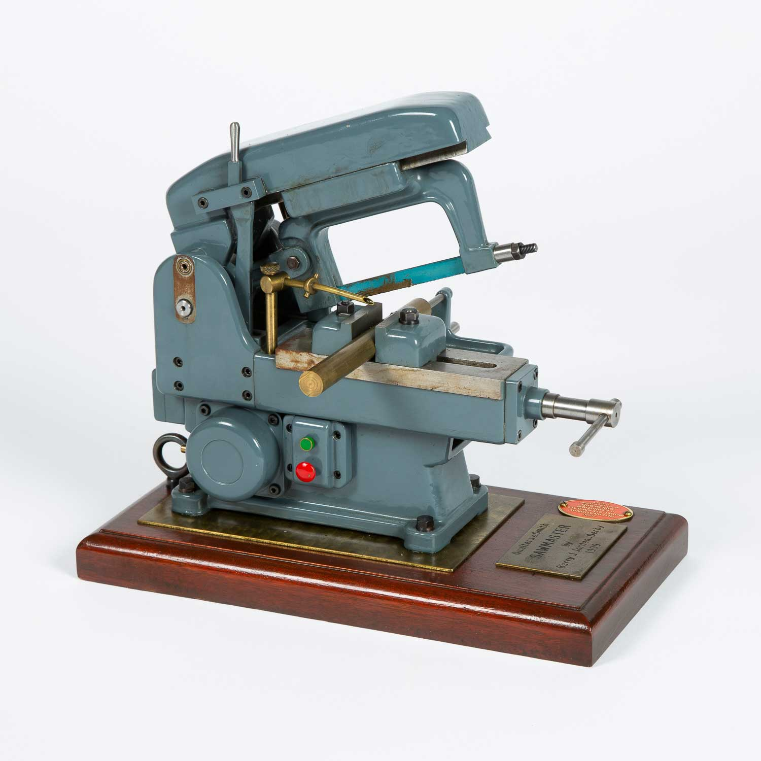 1/5th scale Qualters & Smith saw