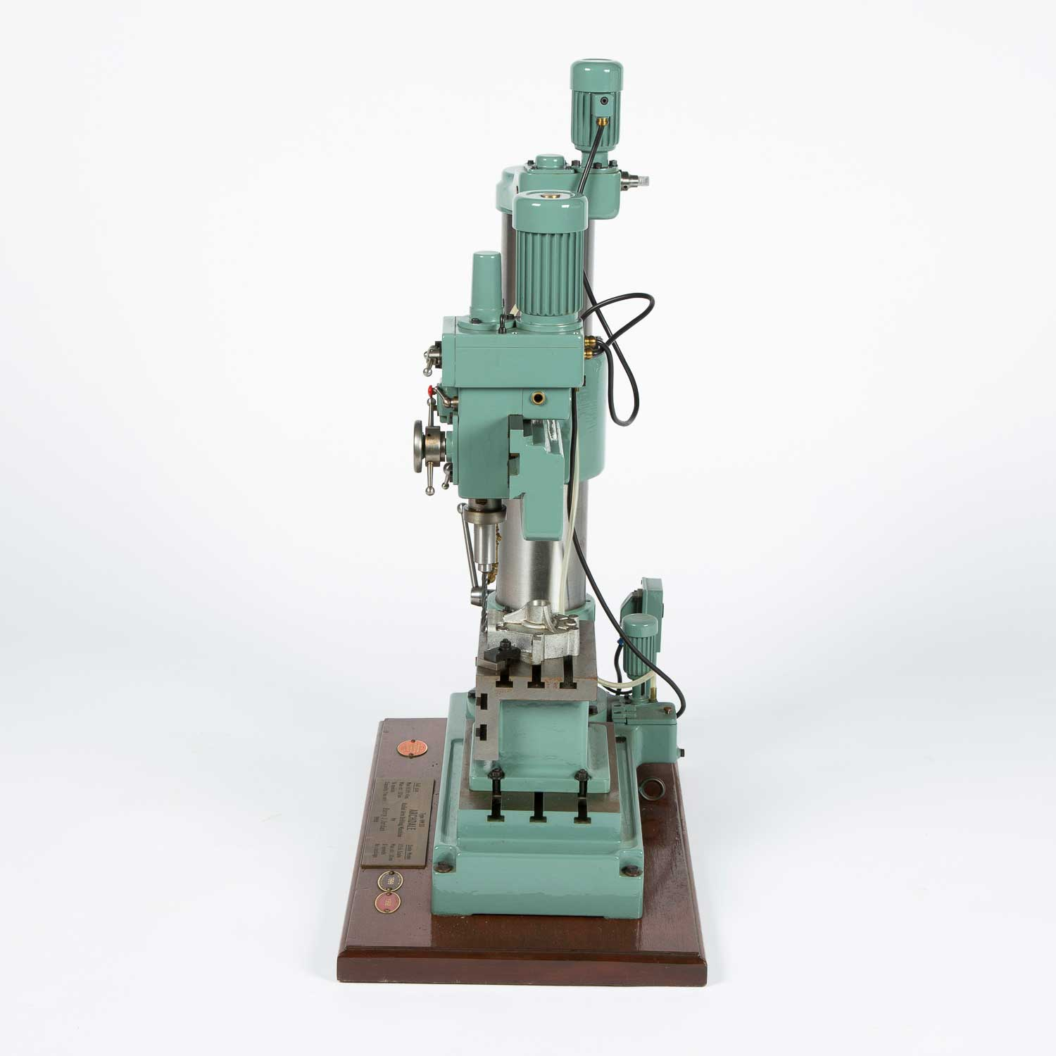 1/5th scale model of a Drilling Machine
