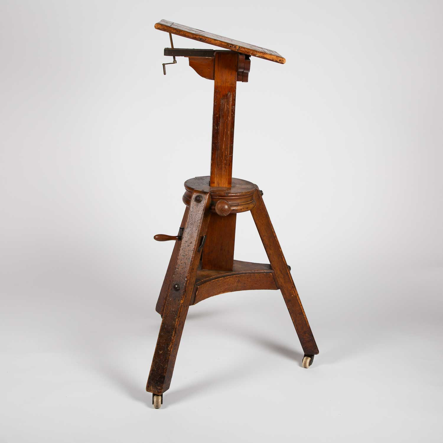 Camera tripod by Meagher of London