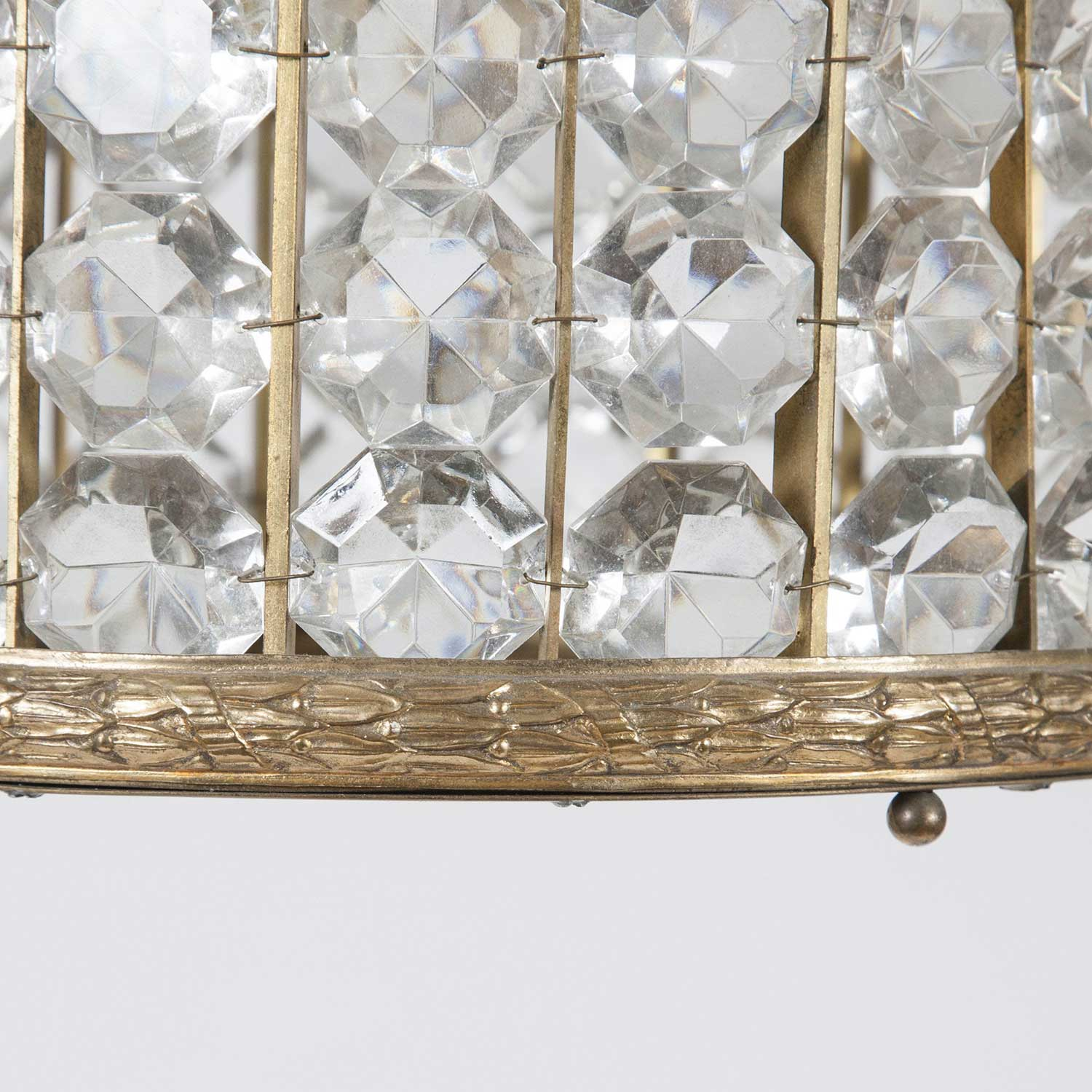 CRYSTAL HANGING LIGHT