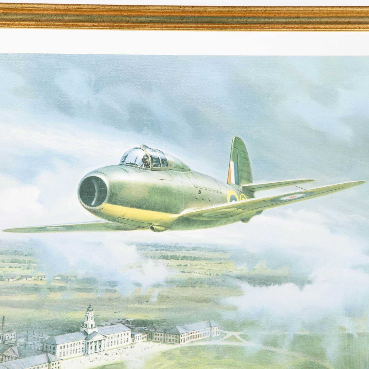 "GLOSTER WHITTLE E28/39 ""BREAKTHROUGH"" PRINT"